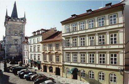 Hotel in Prag