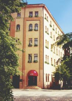 Penzion , Praha